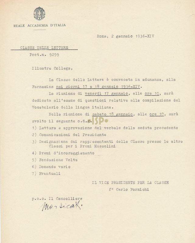 55 Formichi Marpicati 2 gennaio 1936