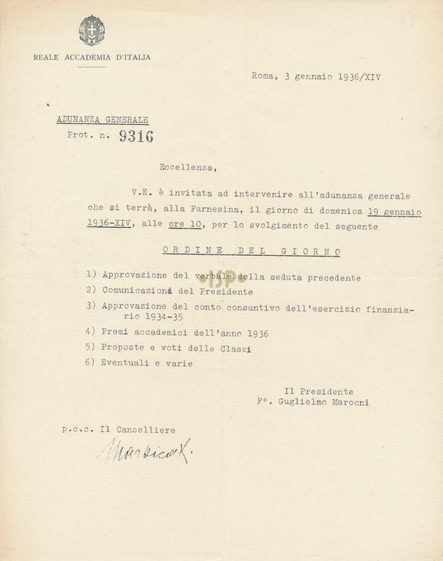 57 Marconi Marpicati 3 gennaio 1936