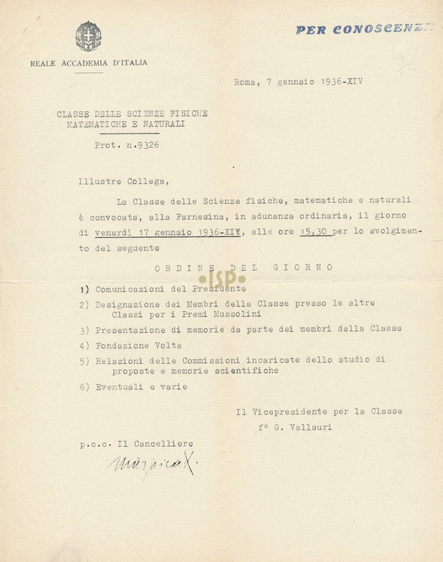 58 Vallauri Marpicati 7 gennaio 1936