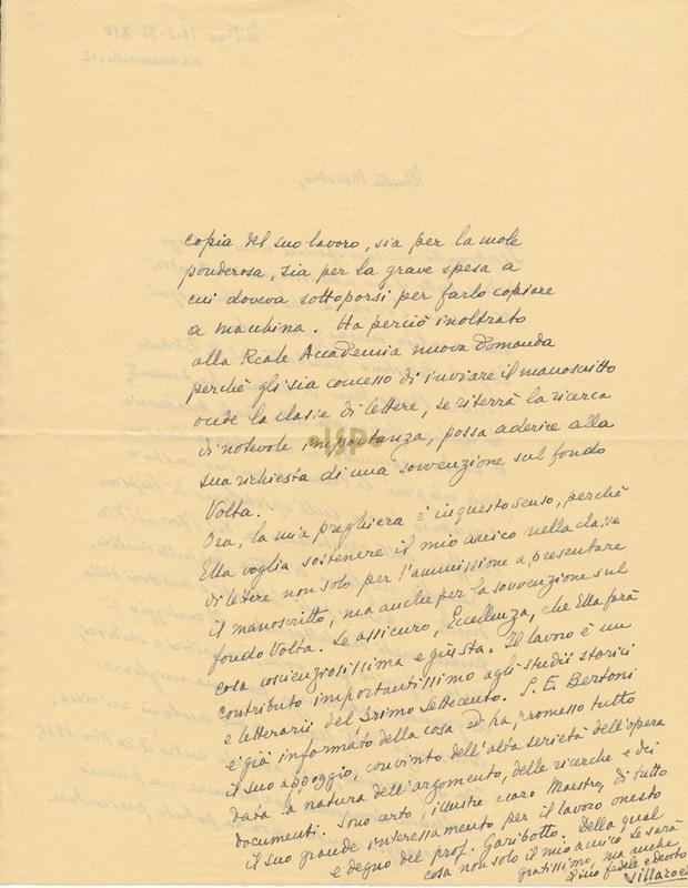 61 Villaroel 18 gennaio 1936 1v