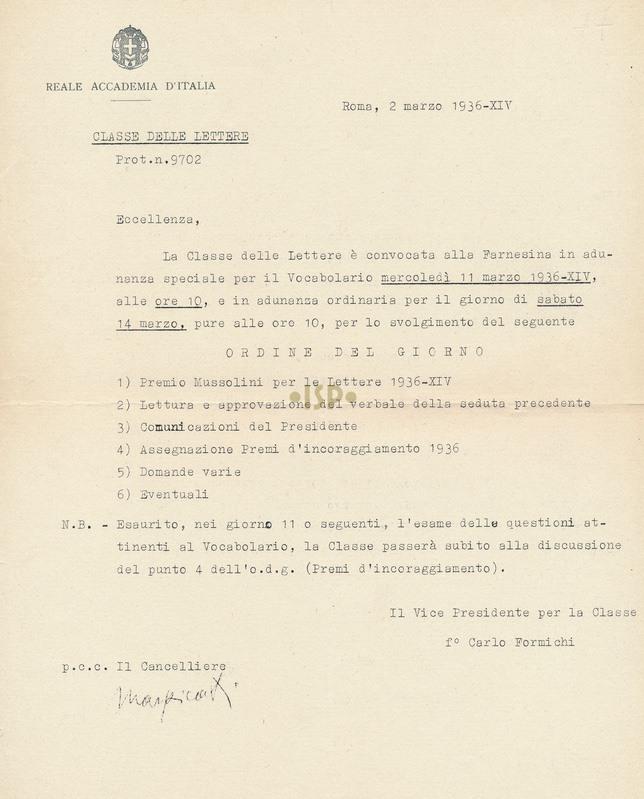 64 Formichi Marpicati 2 marzo 1936