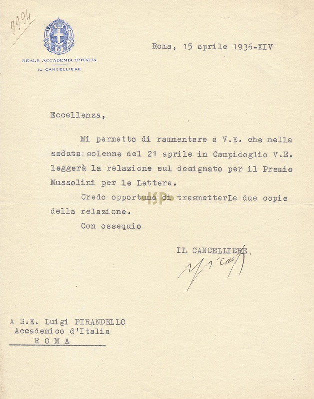 69 Marpicati 15 aprile 1936