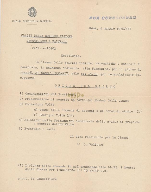 71 Vallauri Marpicati 4 maggio 1936